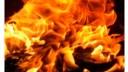 На проспекте Культуры полностью сгорели два автобуса