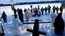 На Крещение в Сестрорецке ожидается 5 тысяч купальщиков