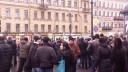 Петербургская оппозиция подала заявку на шествие 10 марта