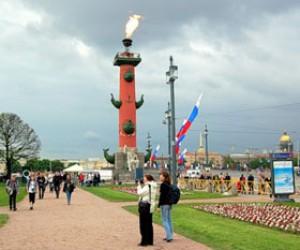В День города на Васильевском острове пройдут народные гуляния
