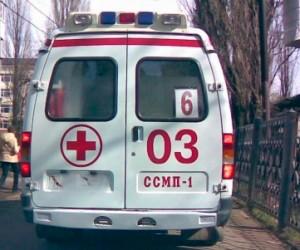 На Свердловской набережной сбили девушку