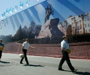 Полтавченко не выступит на ПМЭФ-2012