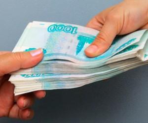 Налоговый инспектор задержан при получении взятки