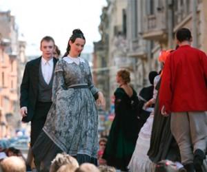 Сегодня в Питере отпраздновали день Достоевского
