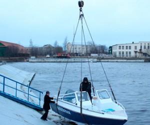 Смольный определил тарифы на транспортировку и хранение задержанных морских судов