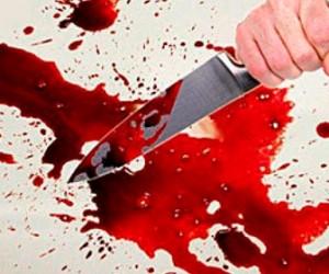 В пьяной ссоре безработная женщина пырнула ножом своего сожителя