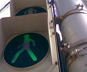 В Санкт-Петербурге жертвами автомобилистов стали два светофора.