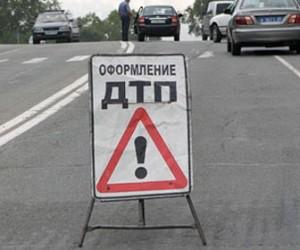 Два ДТП случилось в Петербурге за пять минут