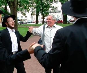 Русский атеист сплясал «Хаву Нагилу» вместе с евреями