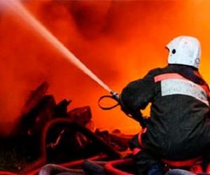 В результате пожара на улице Декабристов погибла девушка