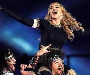 Родконтроль: Мадонна на концерте развращала только русских детей