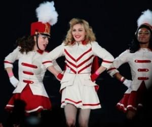 Мадонна снимает свой новый клип на Санкт-Петербургском мясокомбинате