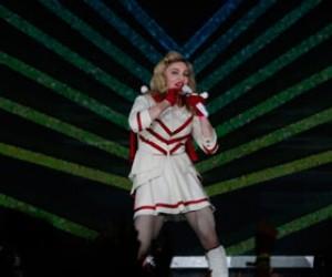 Полиция занимается проверкой концерта Мадонны на пропаганду гомосексуализма