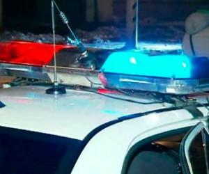 В Василеостровском районе иномарка столкнулась с полицейской машиной