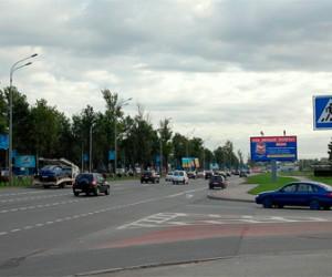 Сегодня открыли движение по Пулковскому шоссе