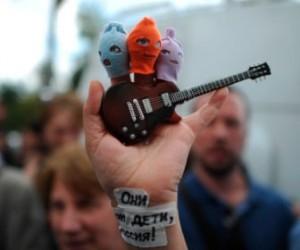 Девятого сентября в Спб состоится концерт в поддержку Pussy Riot