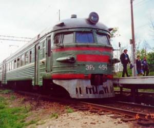 Из-за непогоды было серьезно изменено расписание движения поездов