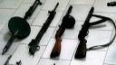 У жителя Красносельского района обнаружили целый арсенал оружия