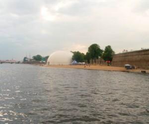 В Санкт-Петербурге только лишь один пляж соответствует установленным нормам