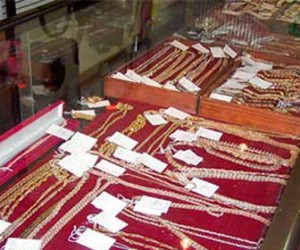 На Большой Пороховской улице ограбили ювелирный магазин