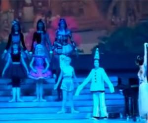 Театр триллер-балет показал маленьким детям, как убивать
