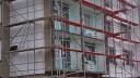 Инспекцией труда был приостановлен ремонт дома на Вознесенском по причине падения рабочего со строительных лесов