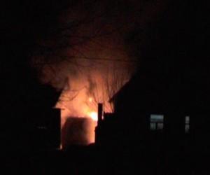 В Колпино в результате взрыва бензобака погиб автослесарь