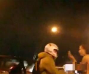 В Московском районе спб голая девушка бегала с шоколадным батончиком