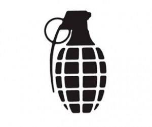 В Колпино хулиган бросил в окно дома гранату