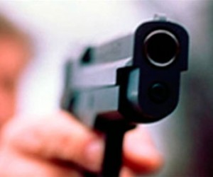 В Калининском районе города застрелена женщина