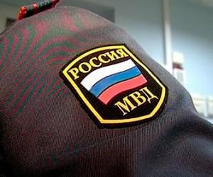 Жительница Санкт-Петербурга избила участкового