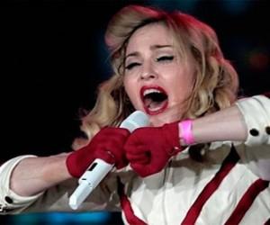 Суд принял иск против Мадонны