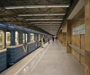 Задымление вагона метро произошло в пустом составе