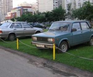 Полтавченко предложил изменить наказание за парковку на газонах