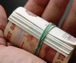 В Приморском районе при получении взятки задержали пристава