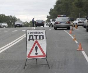 В результате аварии с машиной УВО на Камчатской улице пострадали три человека