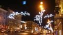 Петербург начали украшать к Новому году
