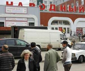 Роспотребнадзор не позволил открыть ТК «Народный»
