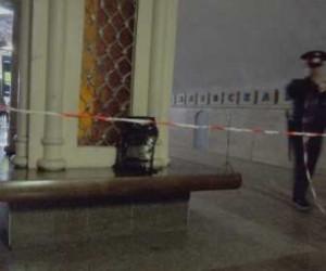 На станции «Пушкинская» нашли сумку с торчащими из нее проводами