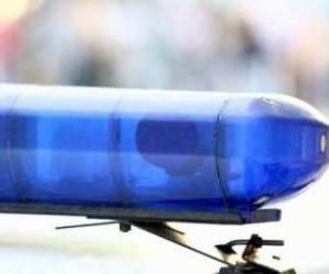 Две машины полиции Санкт-Петербурга пострадали в ДТП