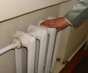 В Калининском районе около 350 домов остались без отопления