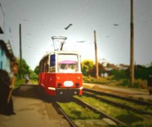 В Купчино трамвай сбил мужчину
