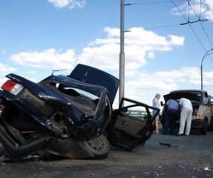 В результате ДТП на КАД погибли три человека