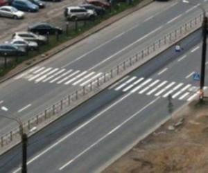 На улице Танкистов сбит пешеход
