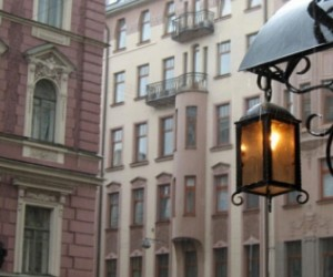 Зимой фонари будут гореть на полчаса дольше
