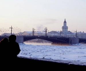 В Петербурге наступит зима
