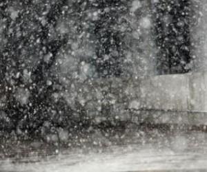 На выходных в Петербурге и области возможен снегопад