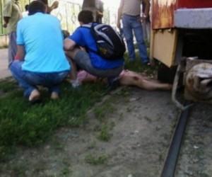Жительница Петербурга в Калининском районе попала под трамвай
