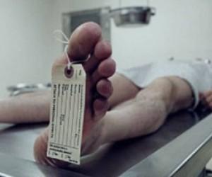 В одной из квартир Калининского  района нашли труп со связанными ногами и руками