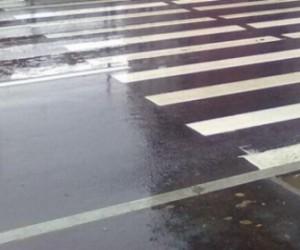 В Санкт-Петербурге пьяный полицейский сбил пешехода и скрылся с места ДТП